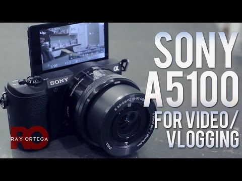 Sony a5100 for Video