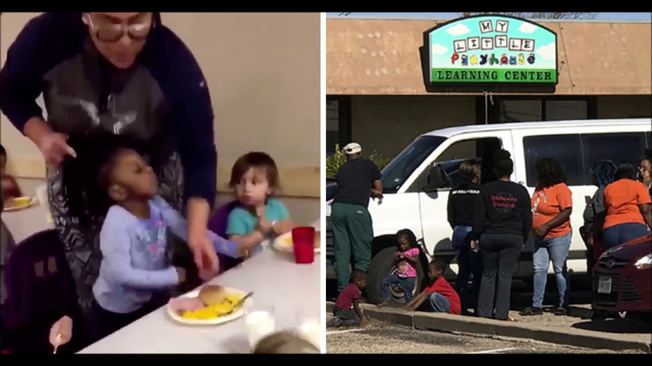 Texas Daycare Remains Open After Video Surfaces Of Employee Yanking Black Child By The Hair