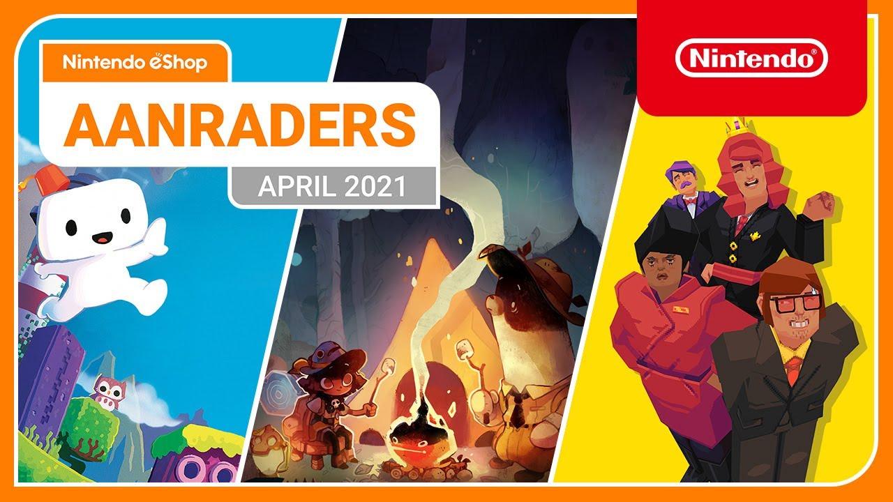 Nintendo eShop Hoogtepunten: April 2021