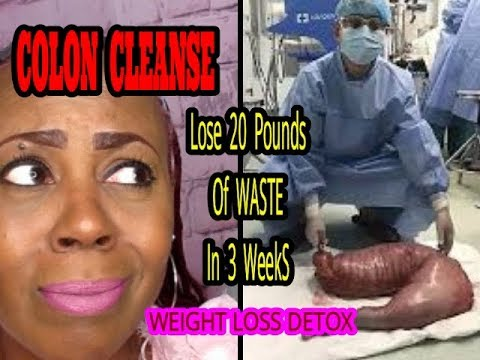 how-to-lose-weight-fast-|-lose-20-pounds-in-3-weeks-|-colon-cleanse-detox-drink