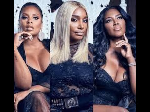 Eva Marcille From The RHOA Tells Us Why Kenya Moore And Nene Leakes Will NeverEver Be Friends Review