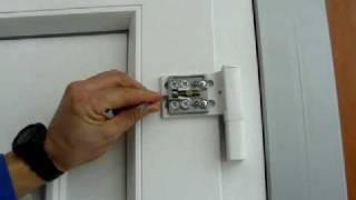Nastavenie dverí