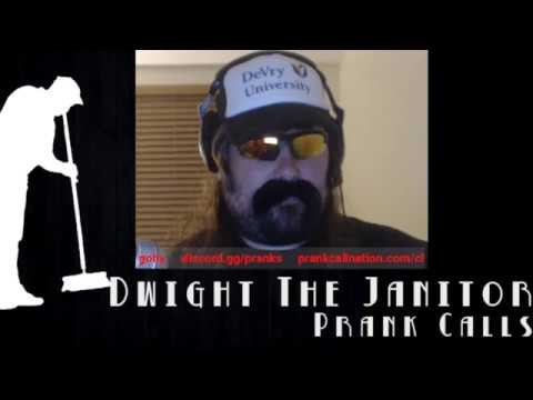 Dwight Face Reveal - First Live Stream