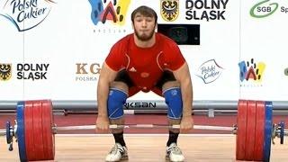 2013 World Weightlifting Championships, Men 85 kg \ Тяжелая Атлетика. Чемпионат Мира