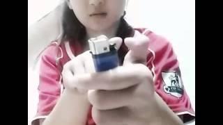 hướng dẫn ảo thuật tay cháy lửa
