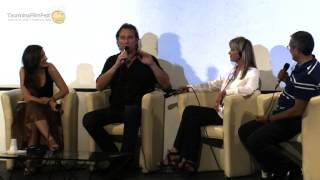 Taormina Film Fest - Campus con Bo Derek e John Corbett