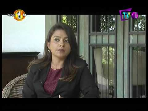 News1st Dialogue with Kumar Sangakkara