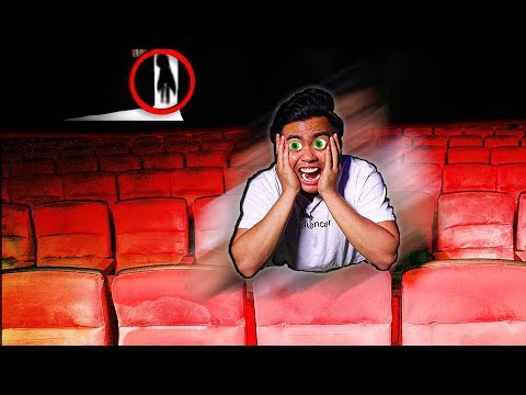 Escape The ABANDONED Movie Theatre!