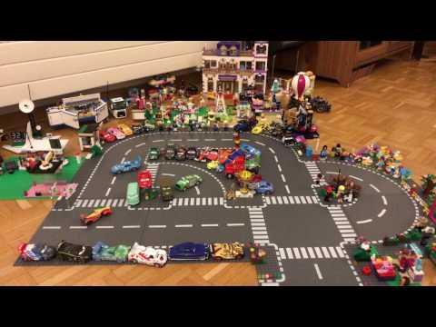 Cars 2 stop Motion world grand prix animation movie