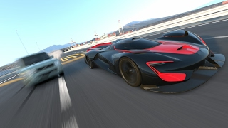 [グランツーリスモ6]超加速バグ車VSトマホークX