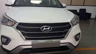 Hyundai Creta Focus 2018-2019 Review