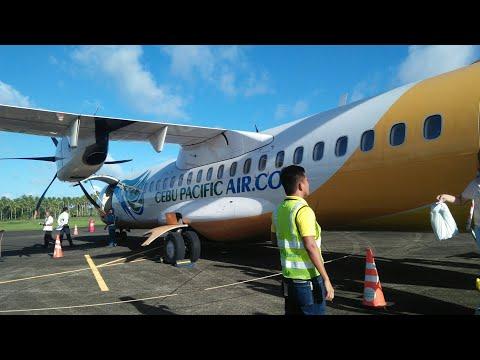 DG6592 - Tandag to Cebu tripreport.