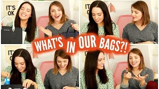 What's In Our Bags?! ft. EssieButton | velvetgh0st ♡ Thumbnail