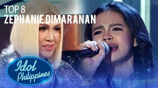 "Zephanie Dimaranan performs ""Isa Pang Araw"" 