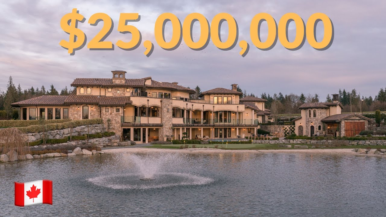 Villa Di Fonti Tuscan Estate Listed at $28.8 Million