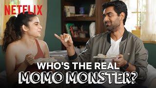 Momo Challenge Ft. Mithila Palkar & Dhruv Sehgal | Little Things 4 | @Dice Media | Netflix India