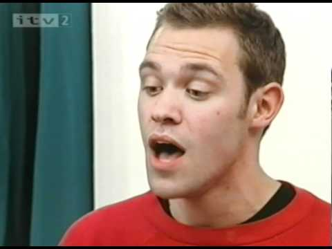 "Will Young - Pop Idol Extra - Rare Uncut Footage from ""Bootcamp"" stage"