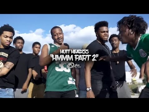 "Hott Headzz - ""Hmmm"" Part 2 (Official Music Video)"