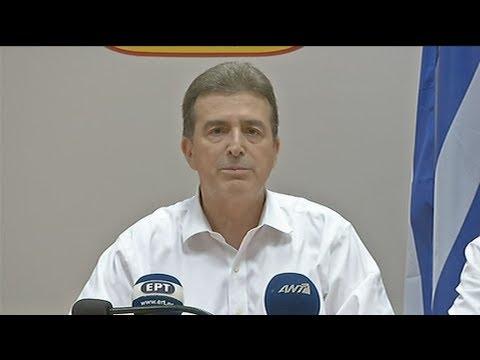Μ. Χρυσοχοΐδης: Παραμένει σε πλήρη ετοιμότητα ο κρατικός μηχανισμός