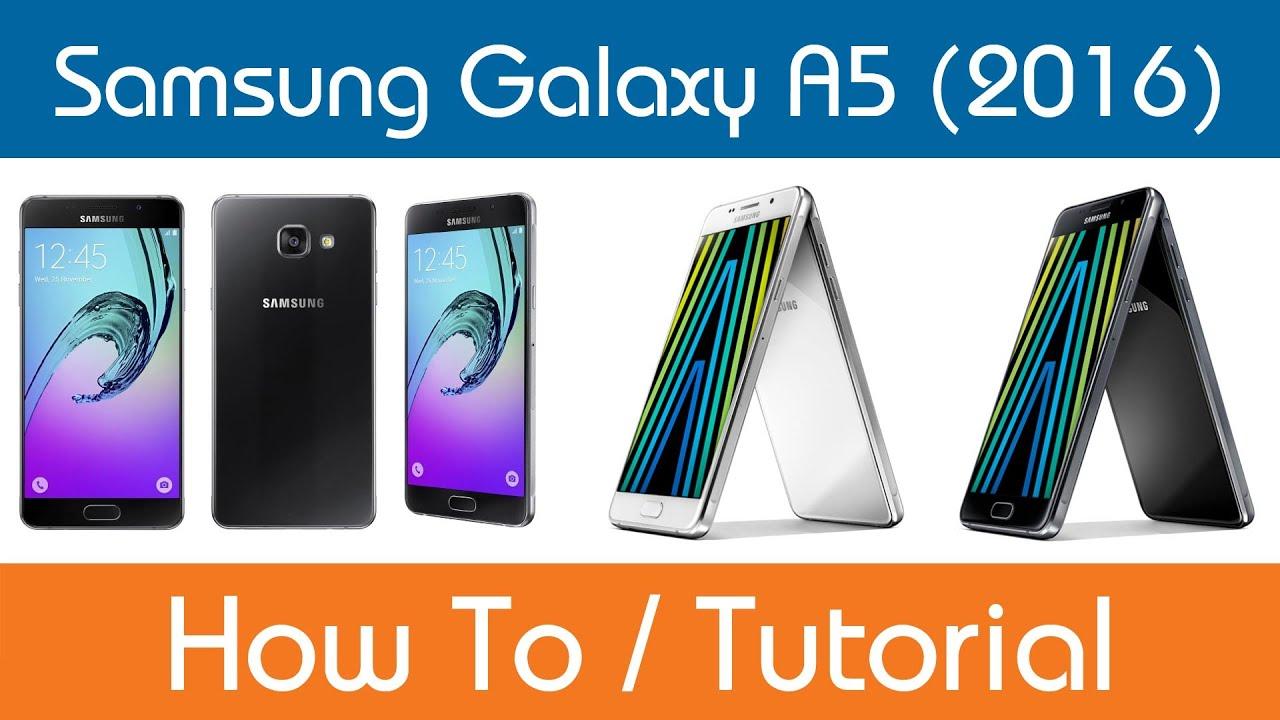 Samsung инструкция по a5