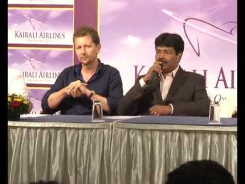 Kairali Airlines Press Meet Kochi
