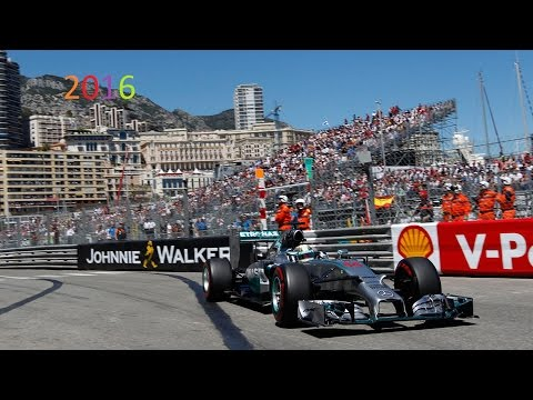 The Latest Monaco GP off to chaotic start