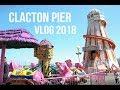 Food, Rides & Arcades! | Clacton-on-Sea Pier Vlog