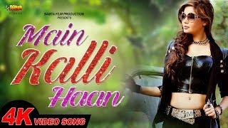 Main Kalli Haan (Official Video) Latest Punjabi Lyric Video Song 2019 | 4K Video Song