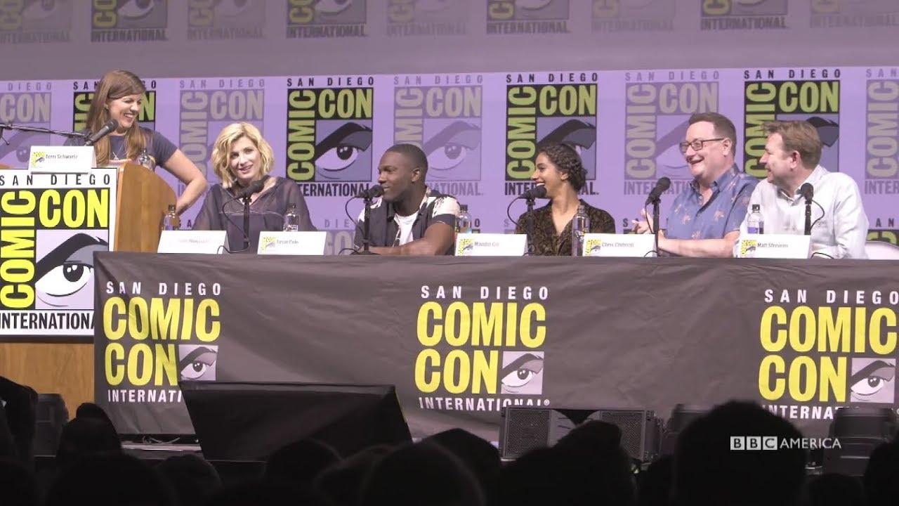 Full Panel | San Diego Comic-Con 2018 | BBC America