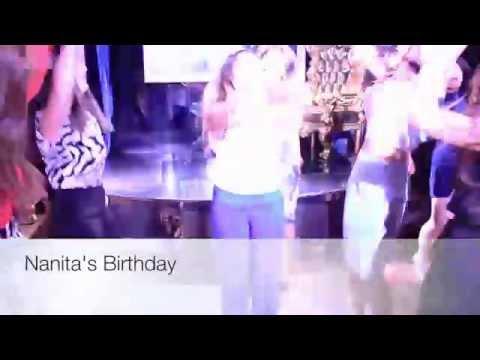 Nanita's Birthday Party In La Scala Yerevan