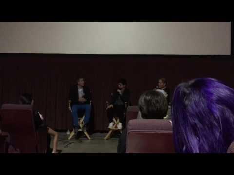 Makoto Shinkai Q&A at Your Name Screening