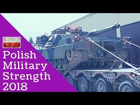 Polish Military Strength 2018