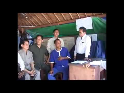 MPs with SRP leaders of Kampong Thom province visited guilty Tout Sarorn