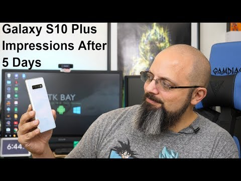 Samsung Galaxy S10 Plus Impression After Using It for 5 Days As A Daily Driver (The Good & The Bad)