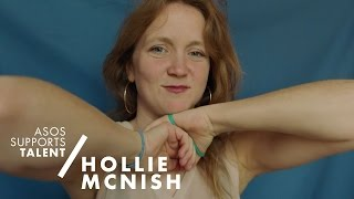 ASOS Supports Talent : Hollie McNish | ASOS