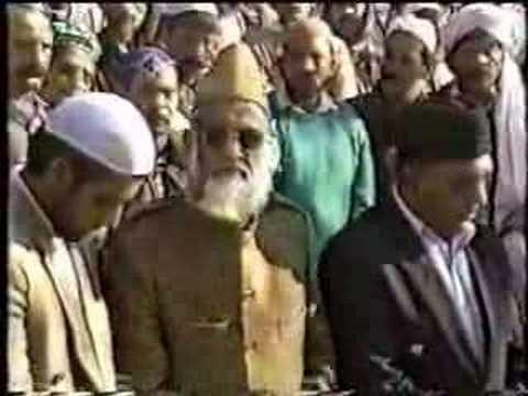 Glimpses of Hazrat Pir Muhammad Zahid Khan Sahib(R.A)(2of2)