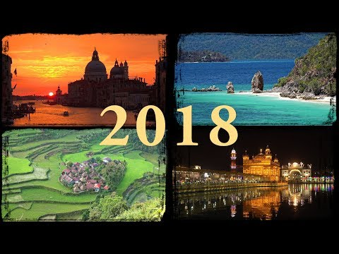 2018 Rewind: Amazing Places on Our Planet in 4K Ultra HD (2018 in Review) | #YouTubeRewind