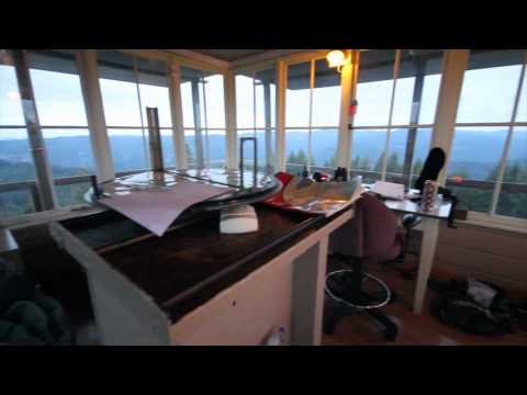 USFS Pickett Butte Lookout Tower
