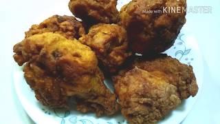 Crispy Fried Chicken Recipe |Brosted Chicken Recipe