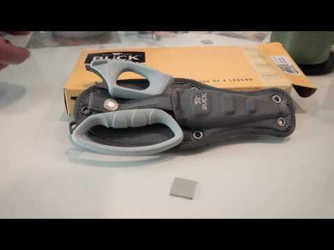 Gear Review: Saltwater Fishing Splizzors by Buck Knives (Scissors)