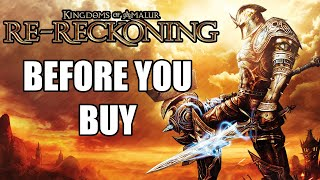Kingdoms of Amalur: Re-Reckoning - 10 Things You Need To Know Before You Buy