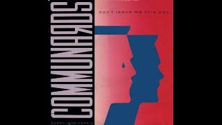 Communards - Sanctified