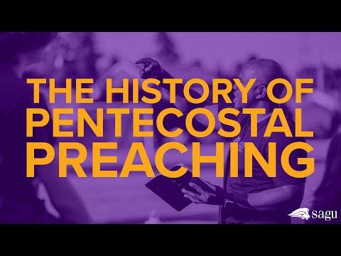 History of Pentecostal Preaching