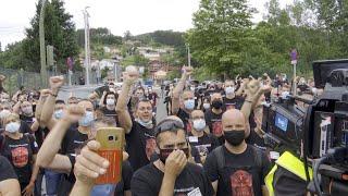 Trabajadores de Nissan-Barcelona reprochan falta de apoyo a sus compañeros cántabros