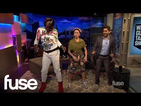 Big Freedia Teaches 'White Guy Talk Show' Hosts How to Twerk thumbnail
