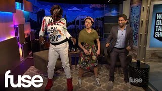 Big Freedia Teaches 'White Guy Talk Show' Hosts How to Twerk