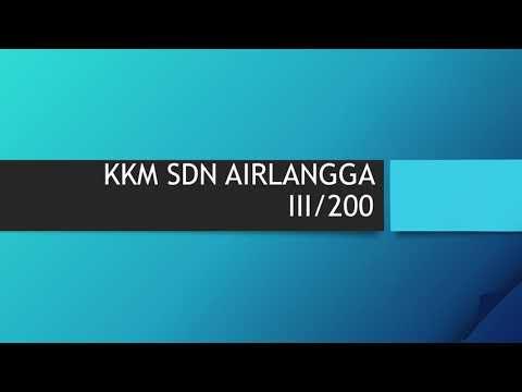 KKM SDN AIRLANGGA III
