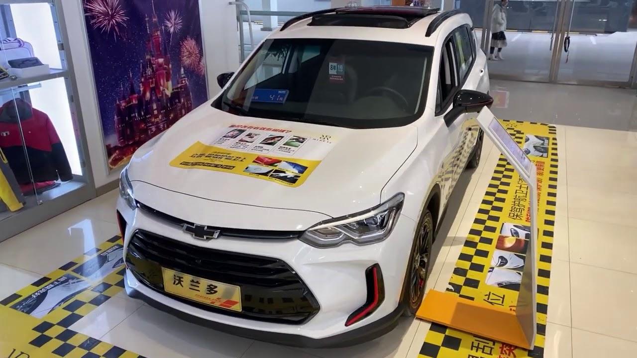 novo chevrolet spin 2021 já nas concessionárias da china