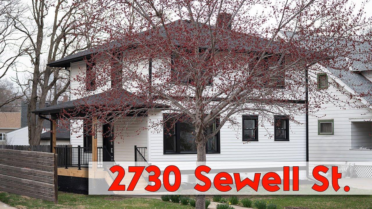 2730 Sewell Street