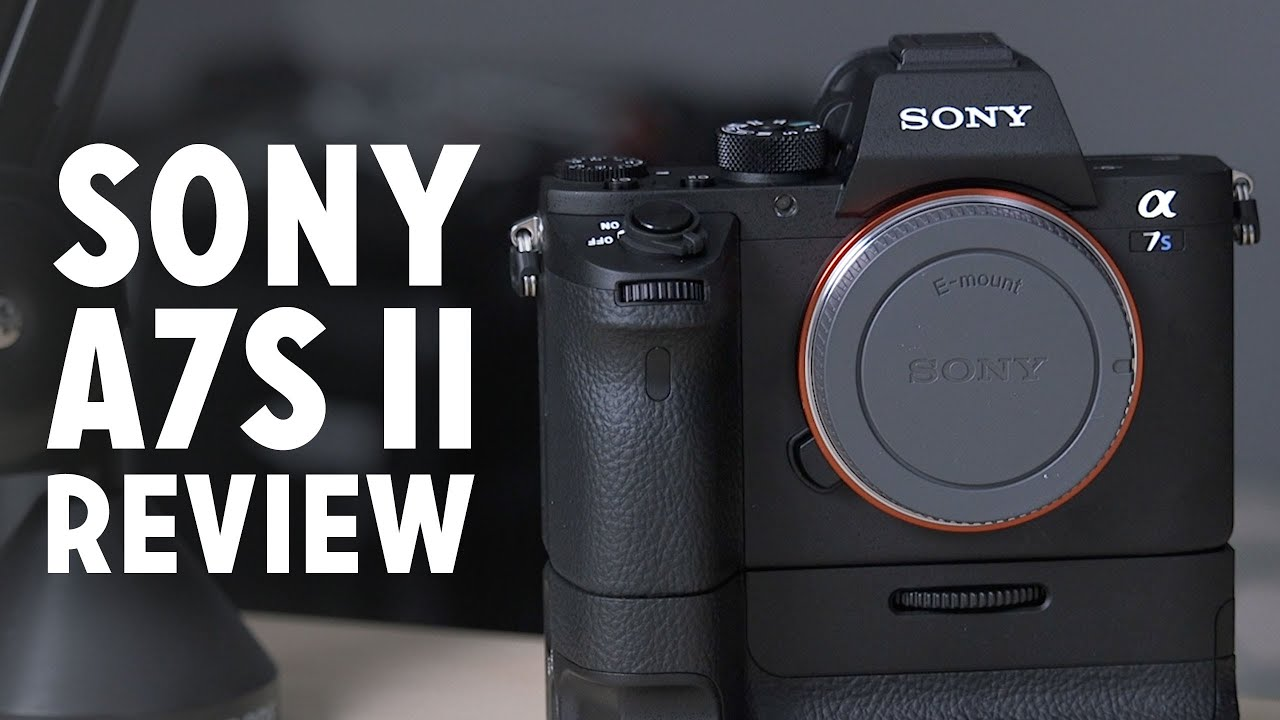 Sony a7S ii REVIEW!